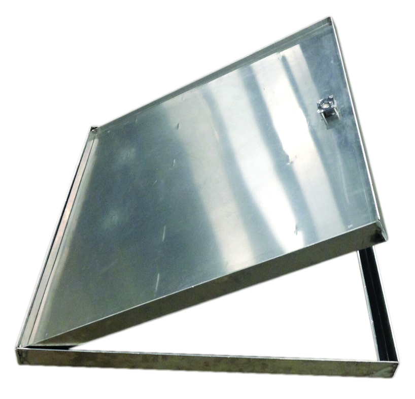 Non Security Aluminum Floor Doors